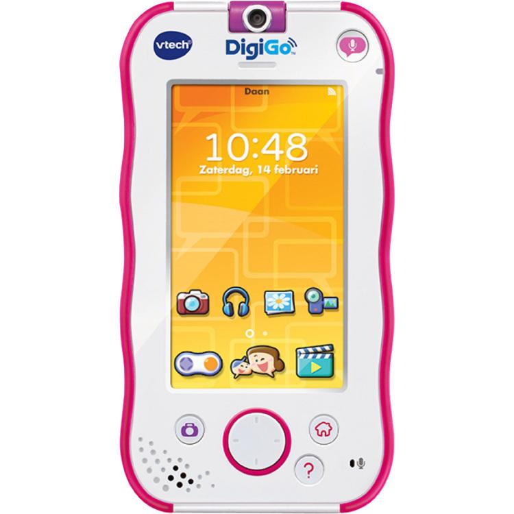 VTech Kid Com smartphone roze