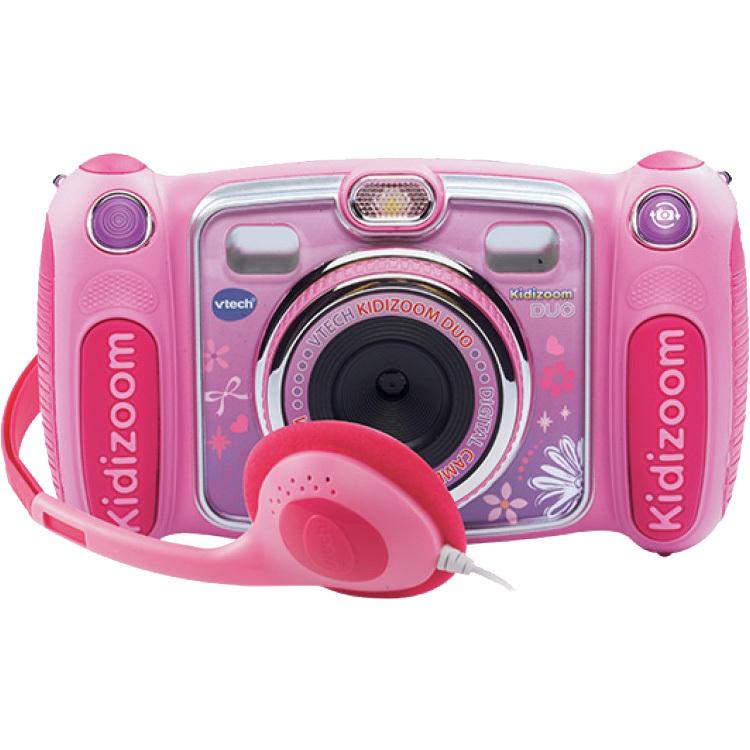 Vtech Kidizoom Duo roze (incl MP3) Speelgoed