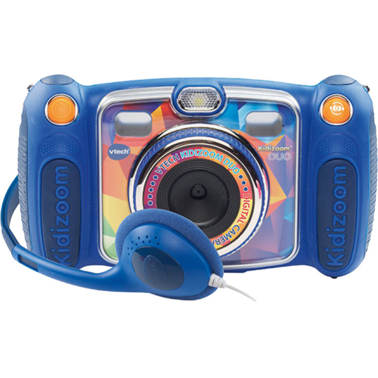 Speelgoed Kidizoom Duo blauw (incl MP3)