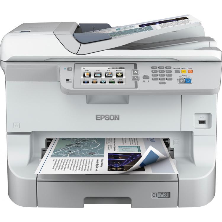Epson WorkForce Pro WF-8590DWF (C11CD45301)