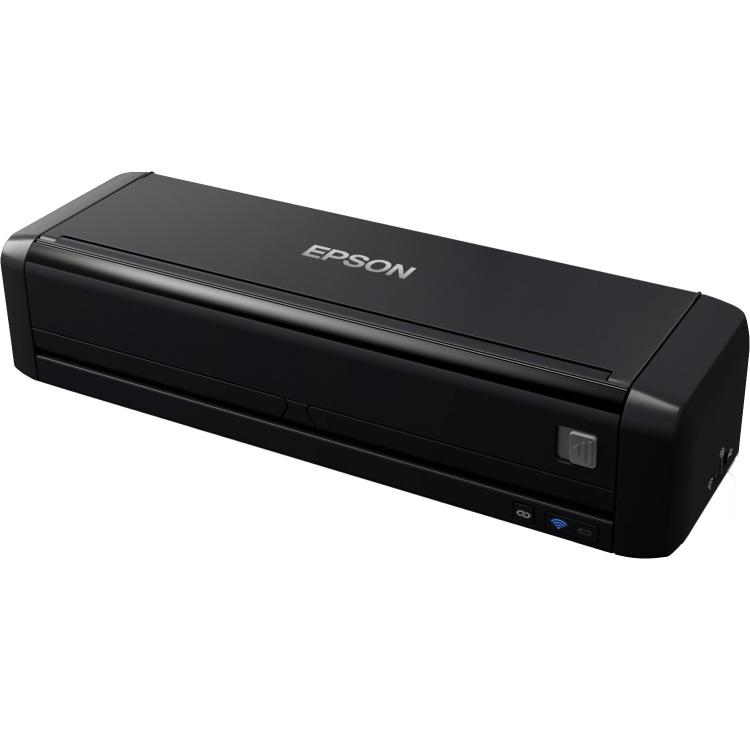 Epson WorkForce DS-360W ADF 1200 x 1200DPI A4 Zwart