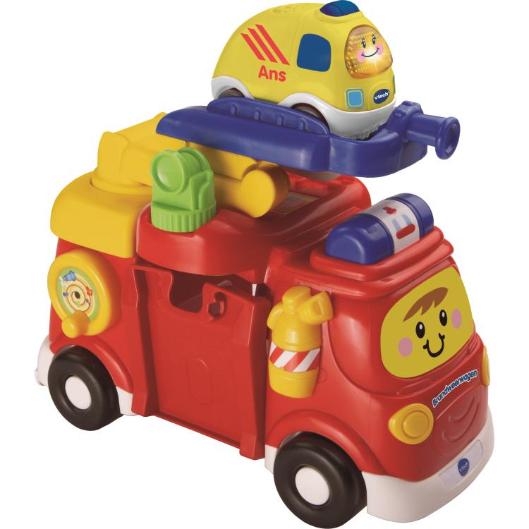 VTech Toet Toet Autos brandweerwagen