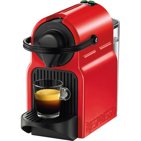 Krups Nespresso XN1005 Inissia rood