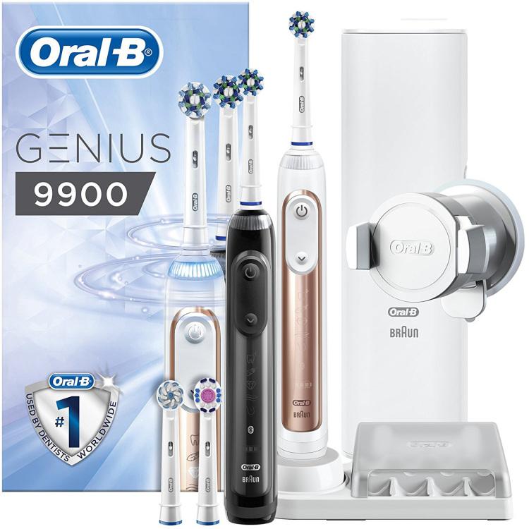 Oral-B Genius 9900 Rosegold