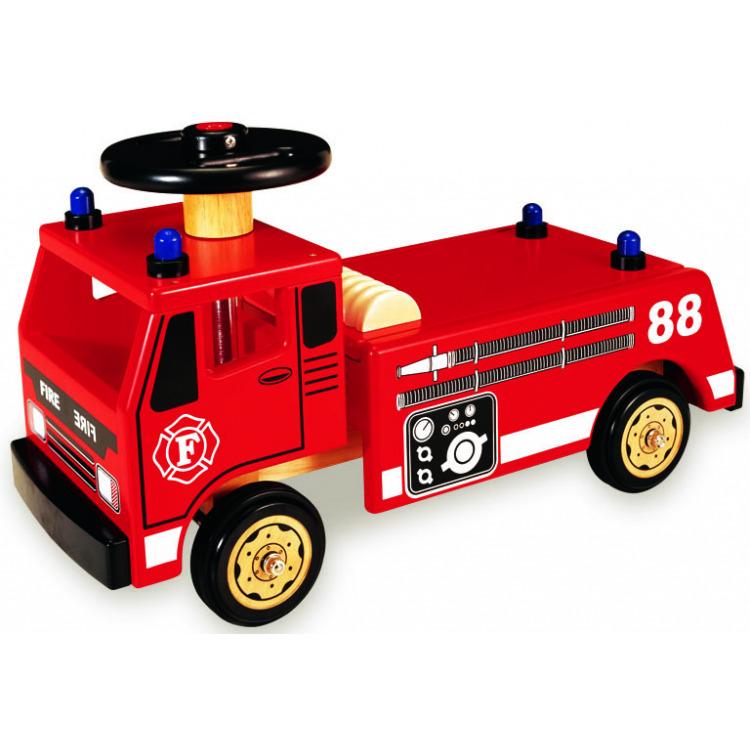 Brandweerwagen Pintoy (06542)
