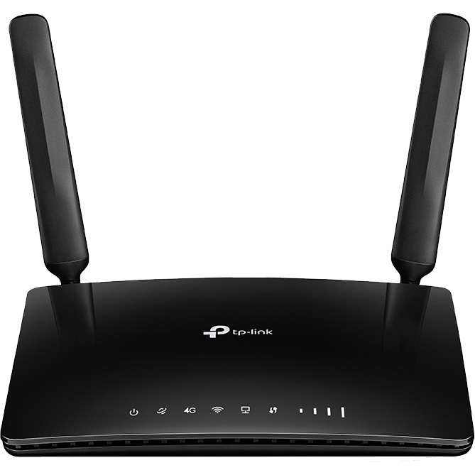 TP-LINK ARCHER MR400 Ethernet LAN Zwart bedrade router