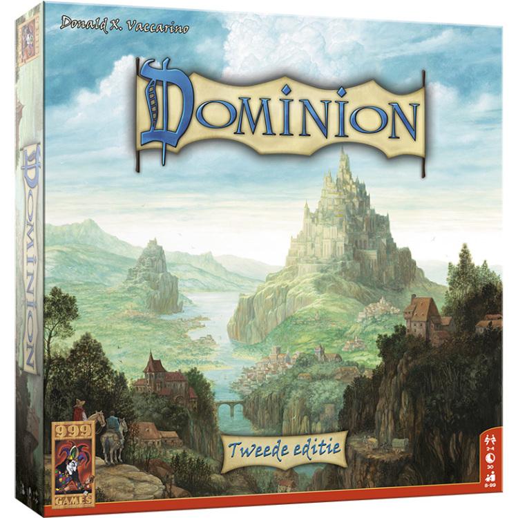 999 Games Dominion Nederlands, Tweede editie