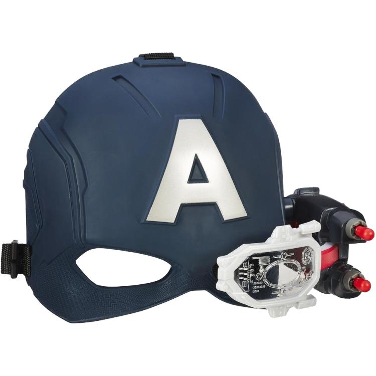 Captain America Scope Visie Helm