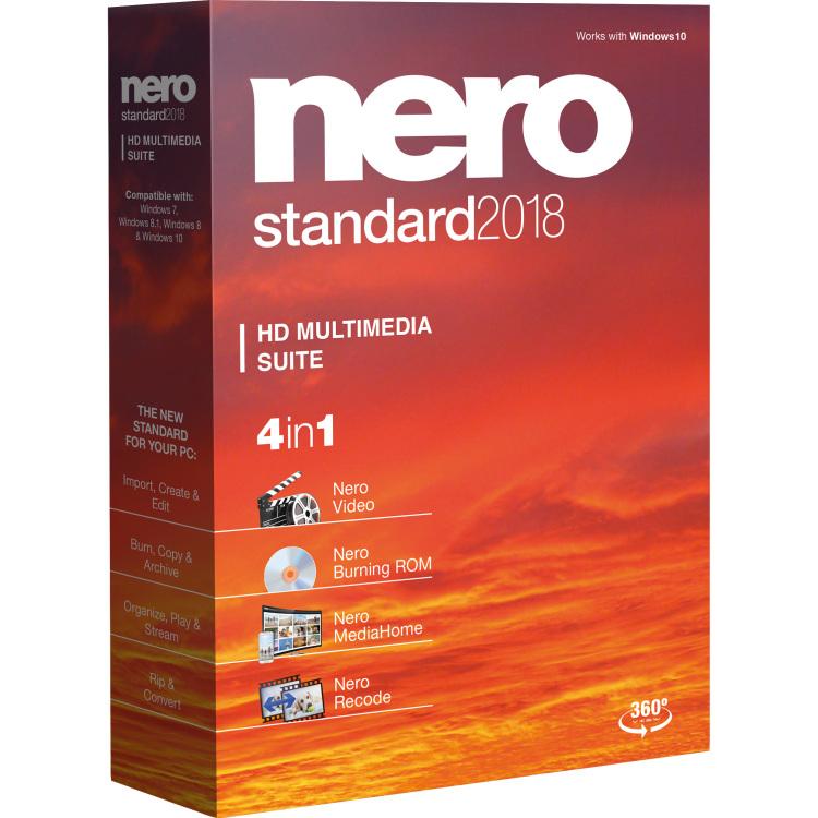 Nero Nero 2018 Standard (EMEA-10080000-1290)