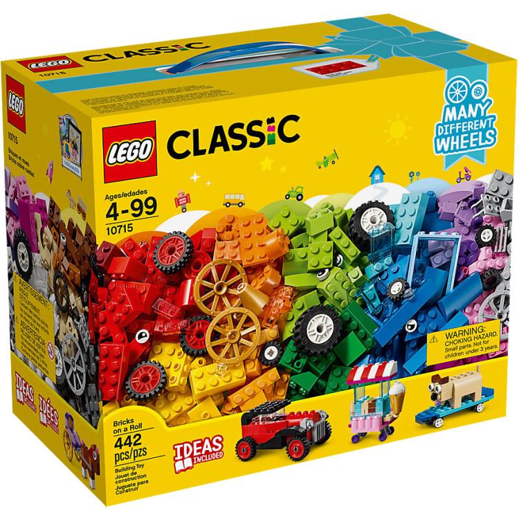 Lego 10715 Classic Bouwstenen