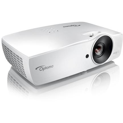Alternate-Optoma EH461 dlp-projector HDMI, VGA, Video Cinch, 3D-aanbieding