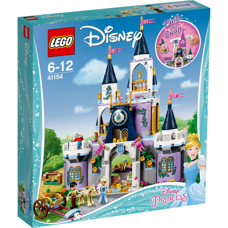 Lego 41154 Princess Assepoest.