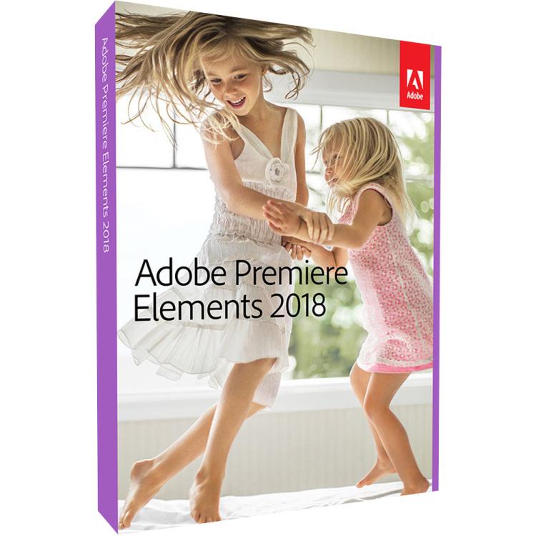 Premiere Elements 2018