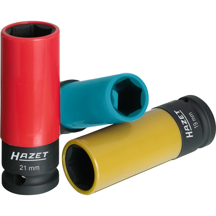 Hazet 903SPC-3 Sleutelbreedte 17-19-21 mm Lengte