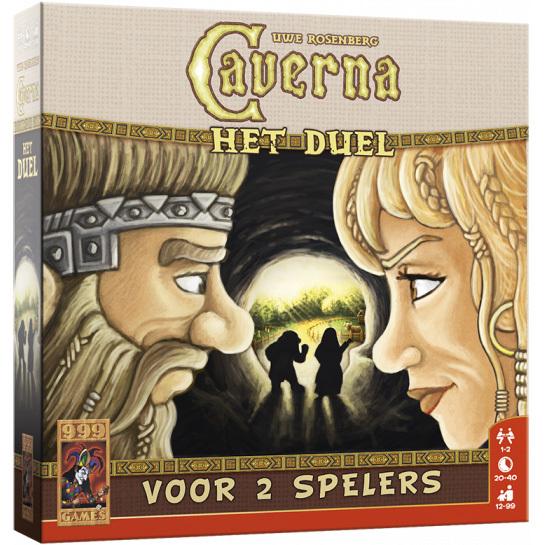 999 Games Caverna: Het Duel