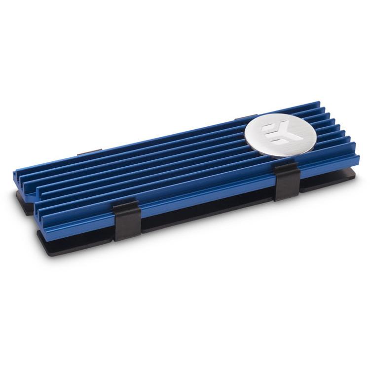 Productafbeelding voor 'EK-M.2 NVMe Heatsink - Blue'