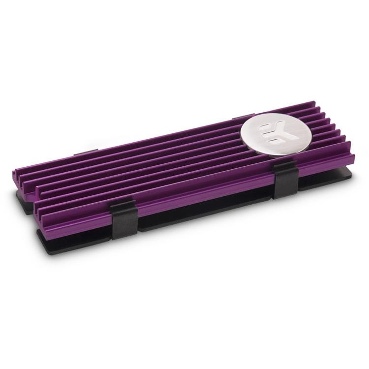 Productafbeelding voor 'EK-M.2 NVMe Heatsink - Purple'