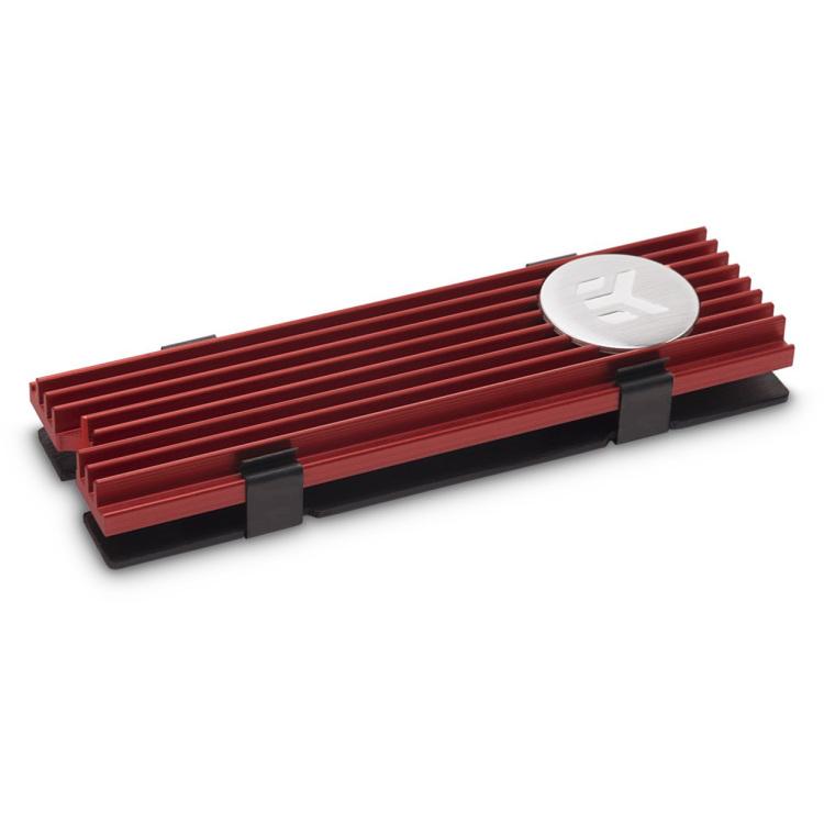 Productafbeelding voor 'EK-M.2 NVMe Heatsink - Red'