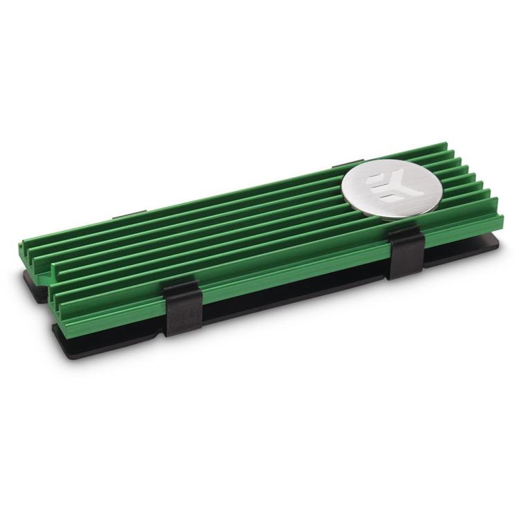 Productafbeelding voor 'EK-M.2 NVMe Heatsink - Green'