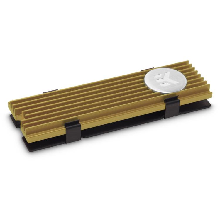 Productafbeelding voor 'EK-M.2 NVMe Heatsink - Gold'