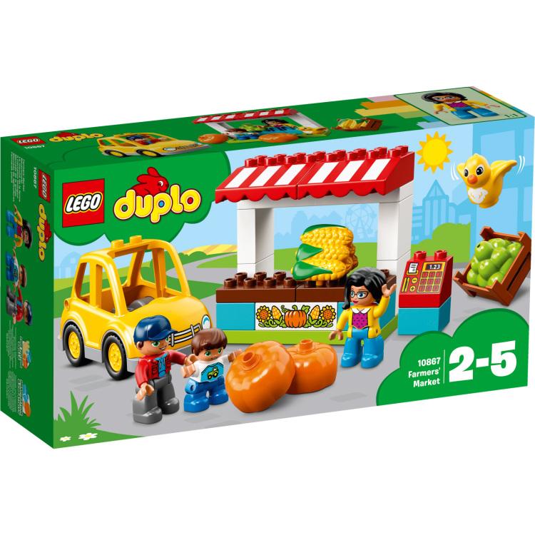 DUPLO - Boerenmarkt