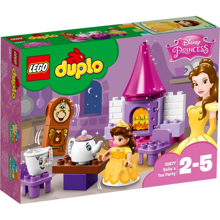 Lego 10877 Duplo Princess Bell