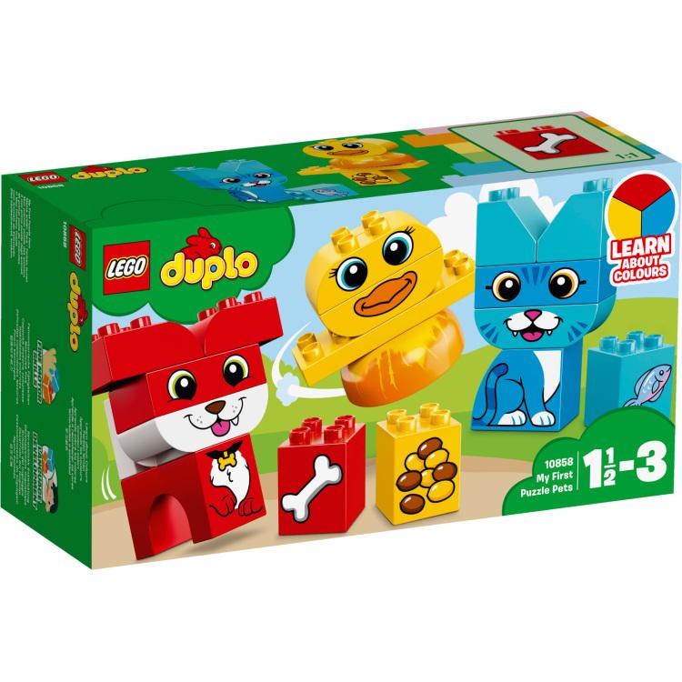 Lego 10858 Duplo First Dieren