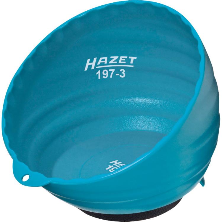 Magneet-schaal- magneetbeker 15 cm Hazet 197-3