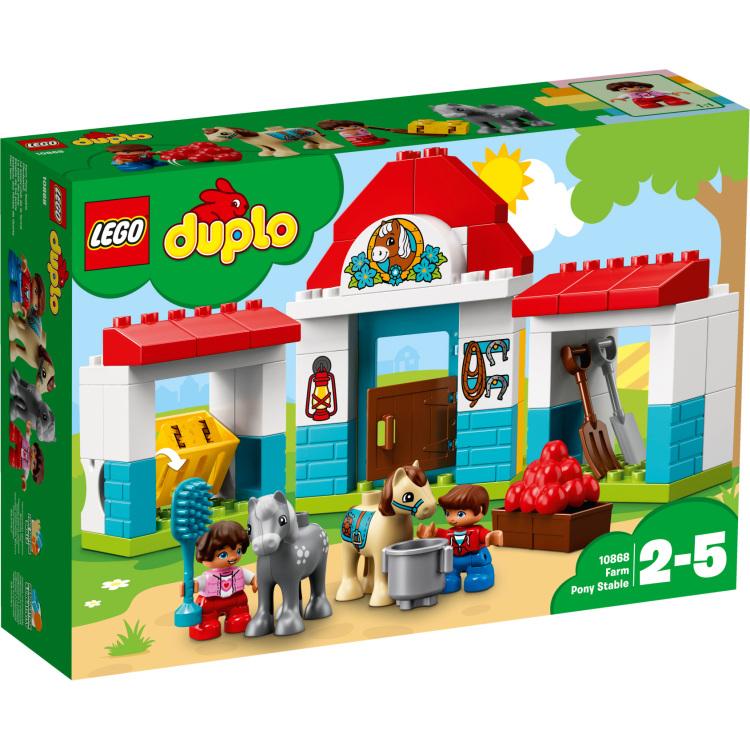 DUPLO - Ponystal