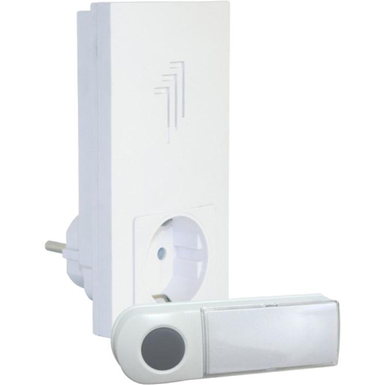 Draadloze deurbel plug-in (DB421E)