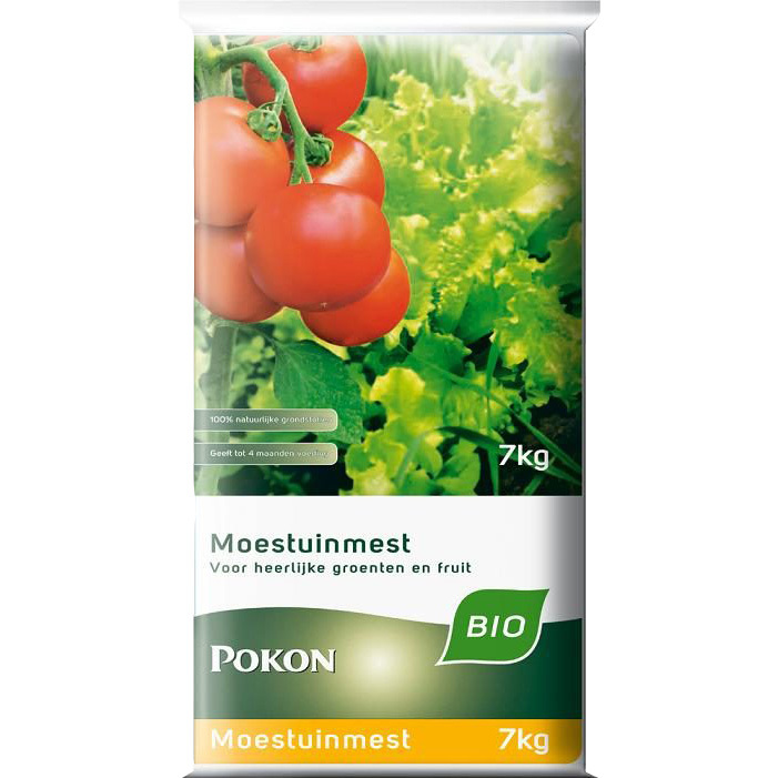Bio Moestuin Voeding 7Kg kopen