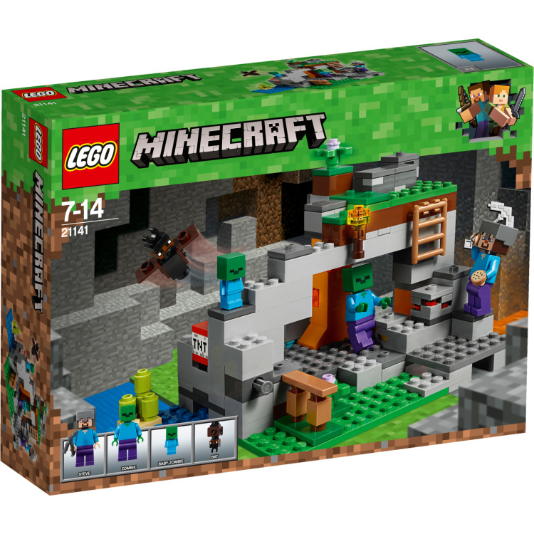 LEGO® Minecraft™ The Zombie Cave