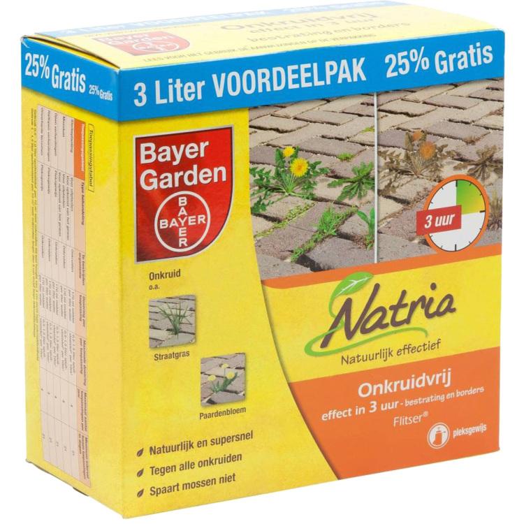 Natria Flitser concentraat, 3 Liter