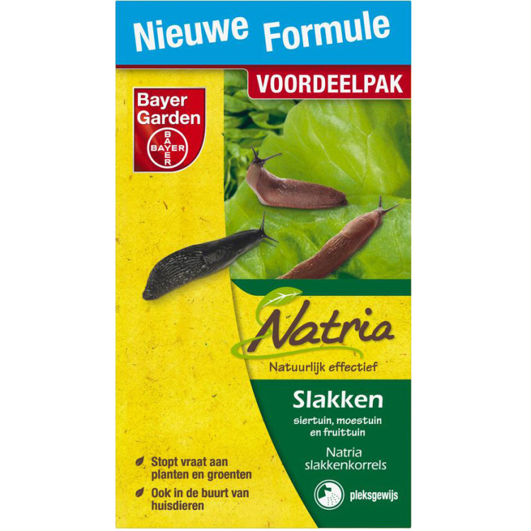 Natria slakkenkorrels, 1000g