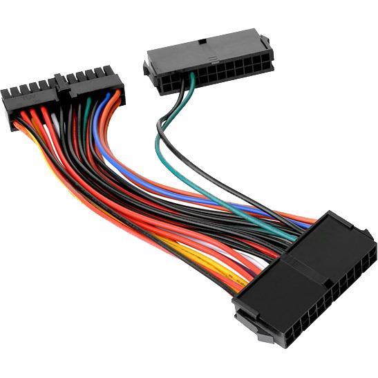 Thermaltake Dual 24Pin Adapter Cable splitterkabel