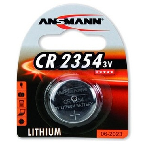 Ansmann 3V Lithium CR2354 (1516-0012)