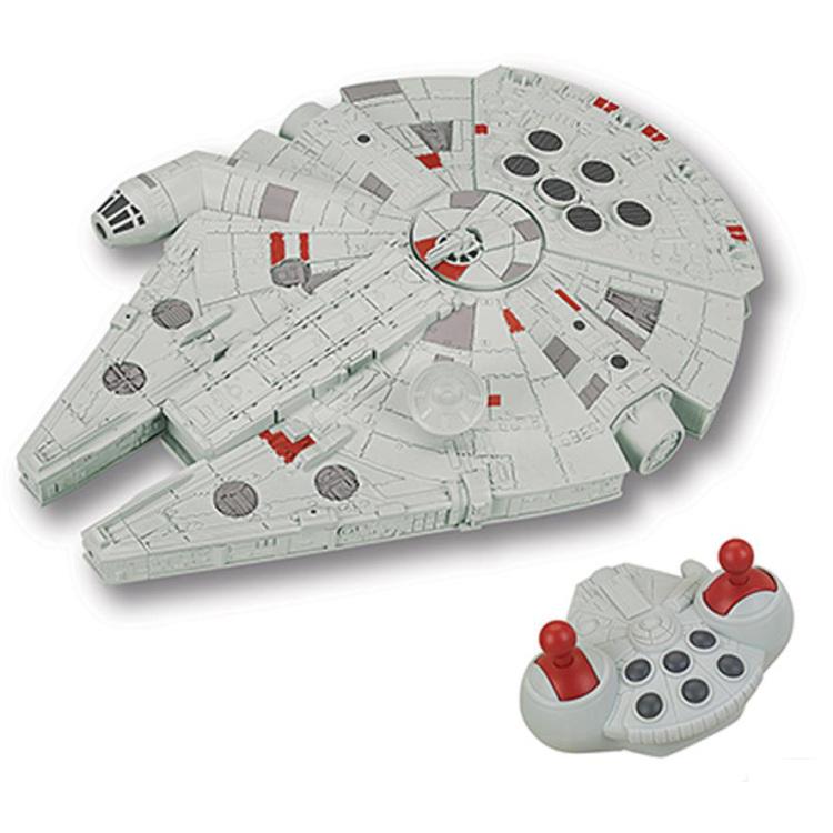 Diverse Star Wars classic - Millenium Falcon, 25 cm
