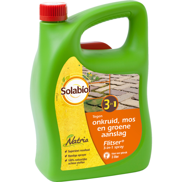 Flitser 3 in 1 spray, 3 Liter kopen