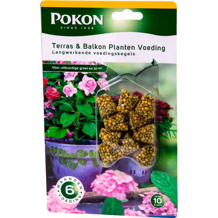 Foto van Pok Terras & Balkonplanten Voeding