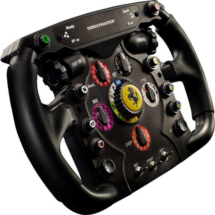 Op HardwareComponenten.nl is alles over gaming te vinden: waaronder alternate en specifiek Thrustmaster Ferrari F1 Wheel Add-On Pc, Playstation 3, PlayStation 4, Xbox One