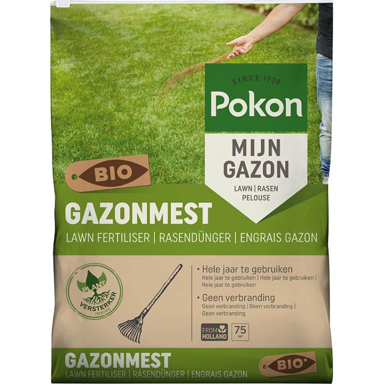 Bio Gazonmest voor 75m2