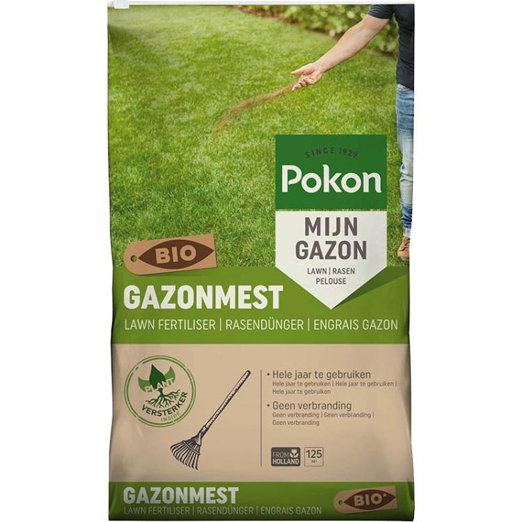 Bio Gazonmest voor 125m2