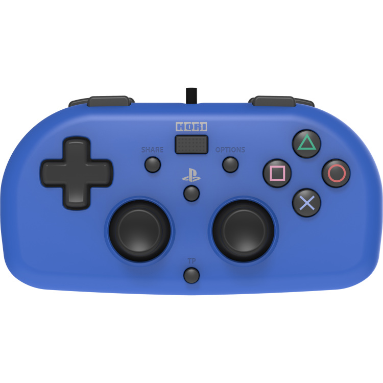 Hori Wired Mini Gamepad (Blue)