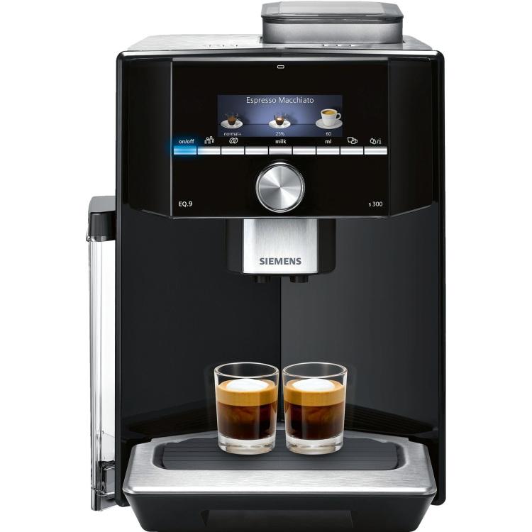 Siemens TI913539DE EQ.9 s300 Koffievolautomaat 406516 Zwart