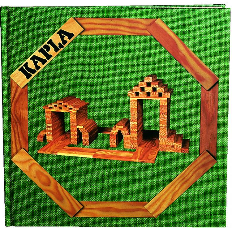 Kapla Boek Groen Deel 3