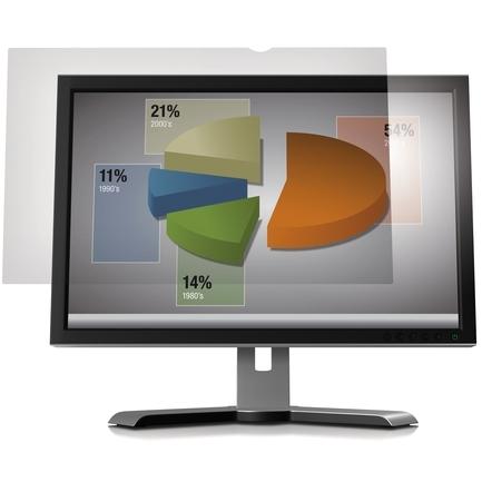 3M Filter anti-schittering voor breedbeeldscherm voor desktop 24 antireflectiebescherming