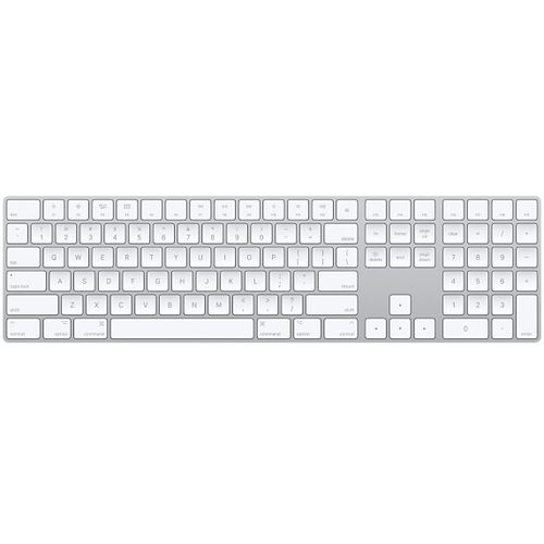 Apple Magic Keyboard MQ052LB/A met numeriek toetsenbord US-layout