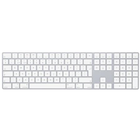 Apple Magic Keyboard met numeriek toetsenblok NL lay-out, Bluetooth
