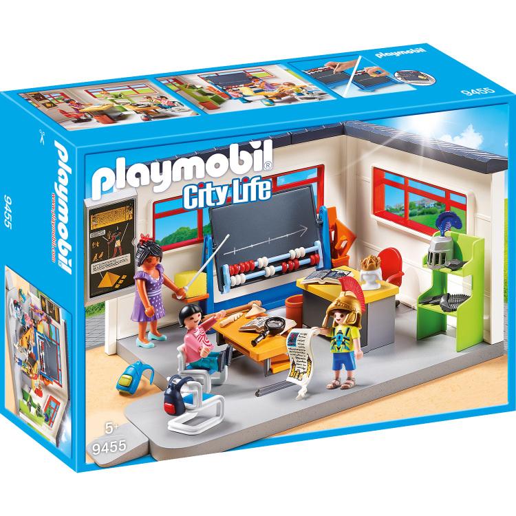 PLAYMOBIL City Life - Geschiedenislokaal 9455