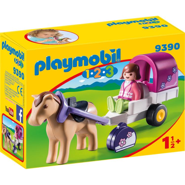 1.2.3 - Paard met kar
